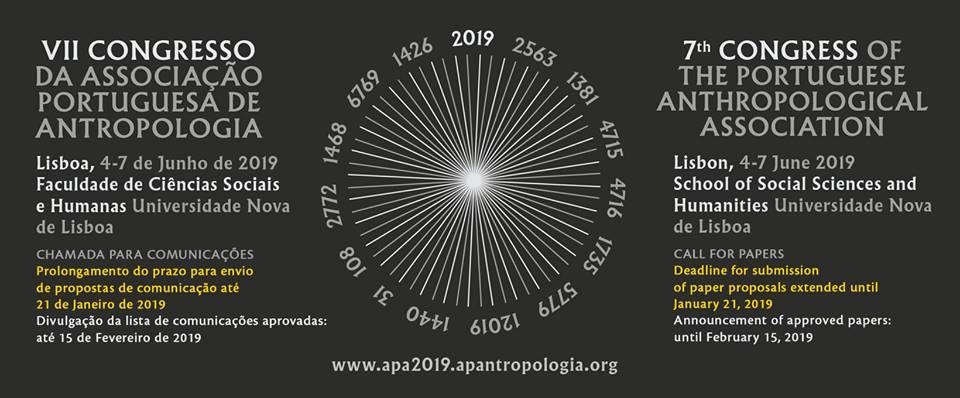 VII Congresso da Associação Portuguesa de Antropologia