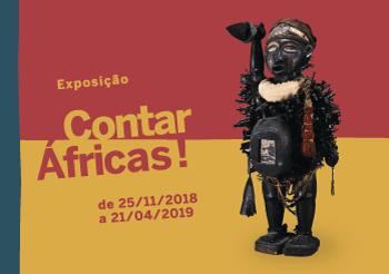 Contar Áfricas! Exposição temporária, Padrão dos Descobrimentos, Lisboa