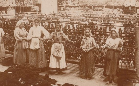 Industrialisation, workforce and labour conditions in 1911, Portugal