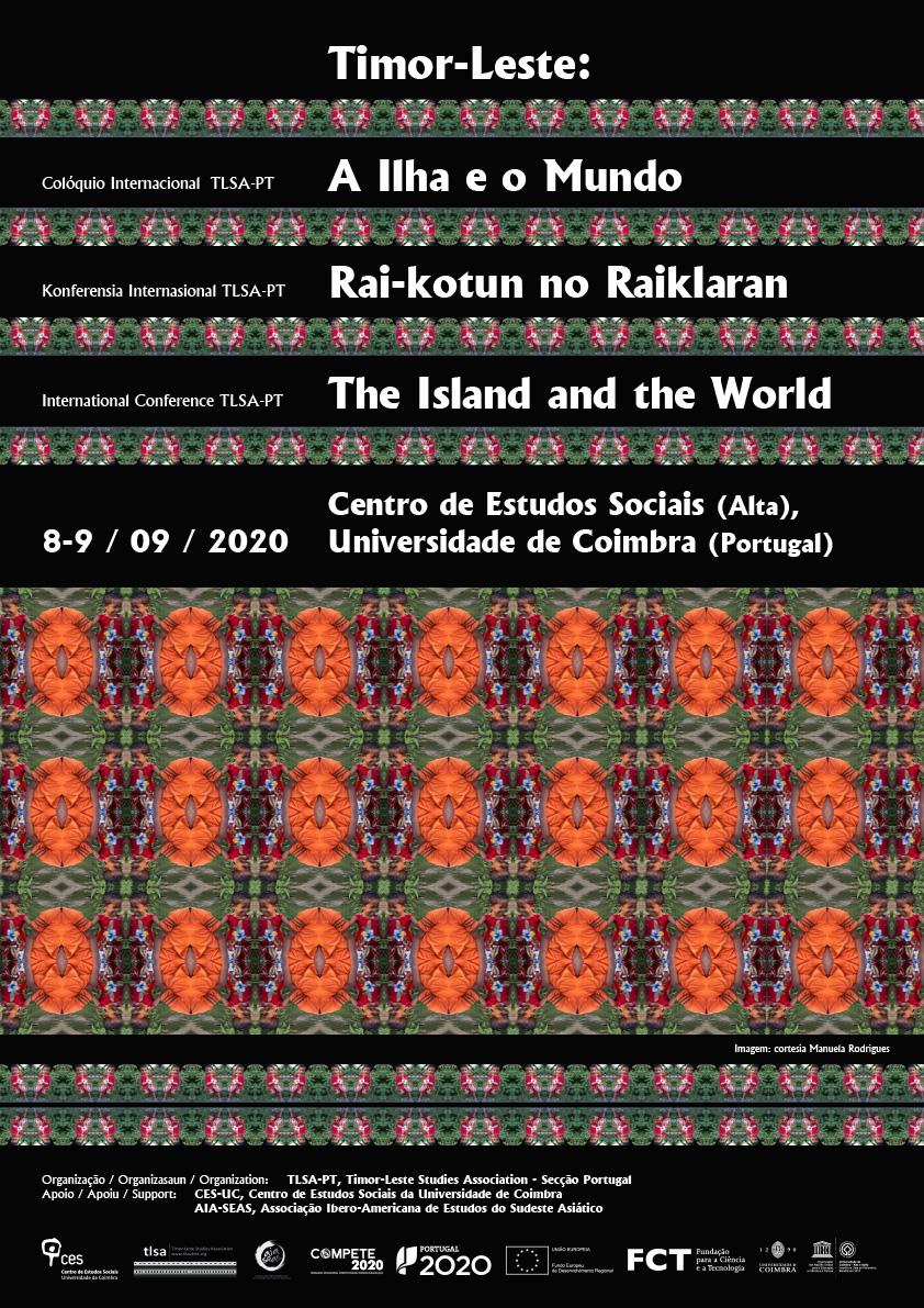 CFP: Timor-Leste: Rai-kotun no Raiklaran (A Ilha e o Mundo)