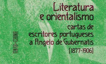 Literatura e Orientalismo: Cartas de escritores portugueses a Angelo de Gubernatis